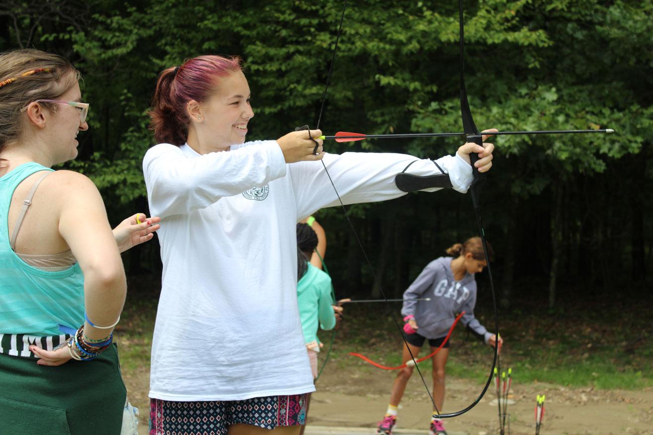 best girls summer camp in pennsylvania