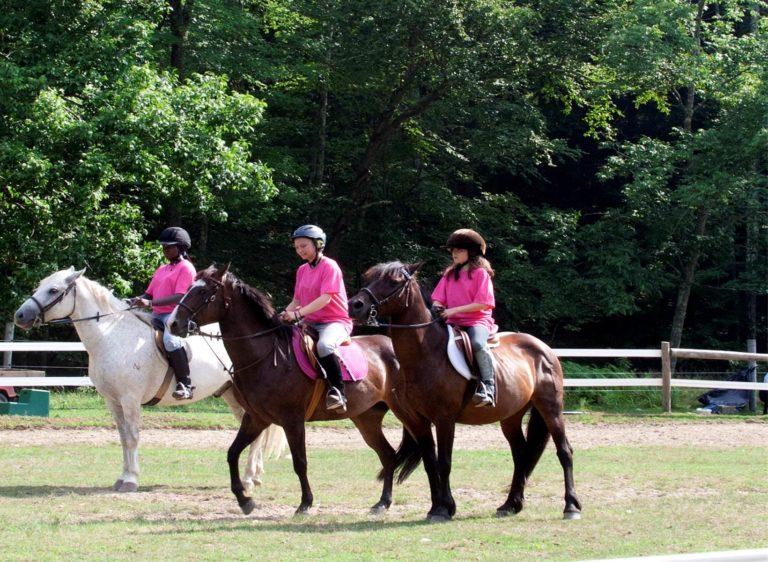horseback riding camp in pennsylvania