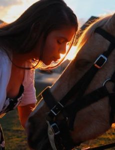 horseback riding camp for girls